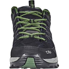 CMP Campagnolo Rigel Low WP Trekking Shoes Men Black-Loden